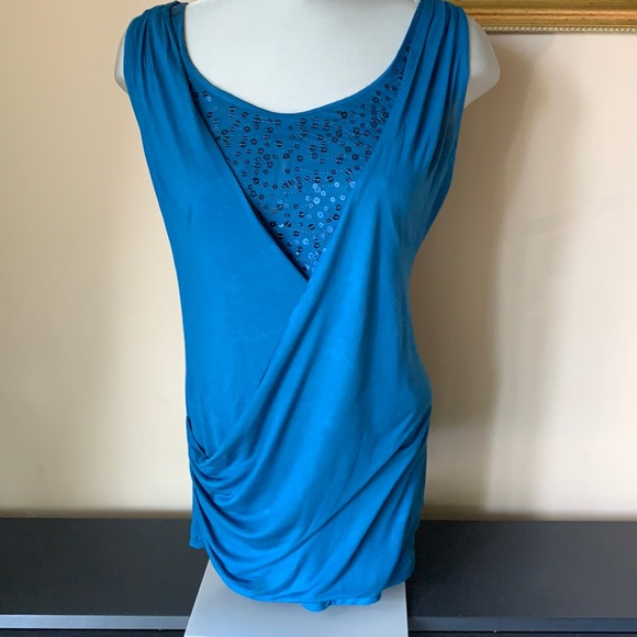 Tommy Hilfiger double shiny shirt size S